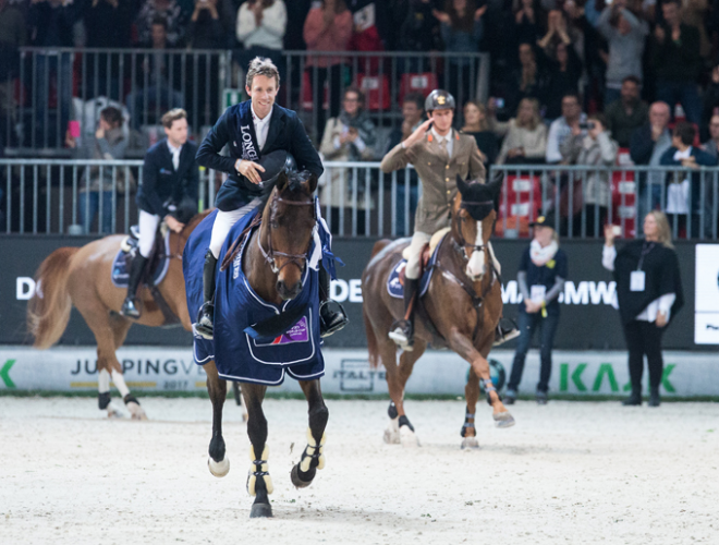 FEI announces hosts for World Championships and World Cup Finals