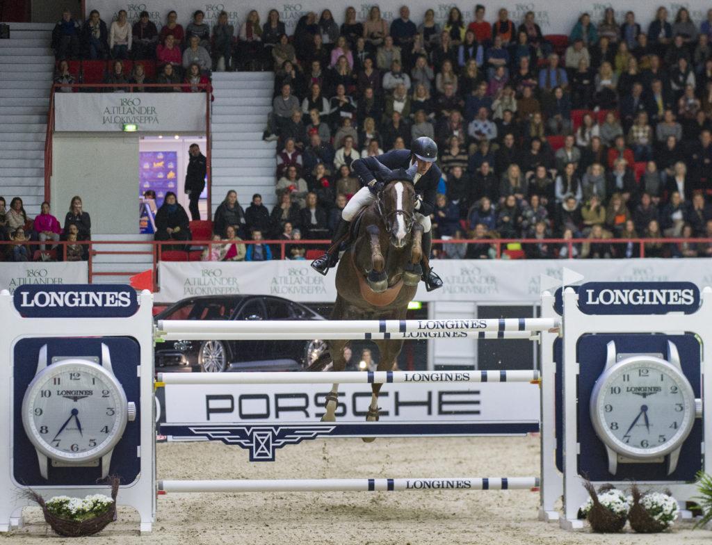Rider List for Helsinki International Horse Show CSI5*-W