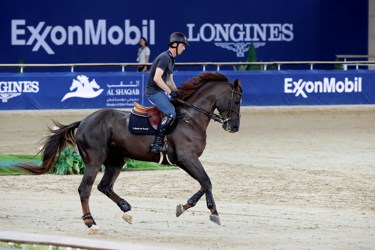 """Harrie Smolders: """"As long as the horses are healthy and have fun, we'll keep scoring..."""""""