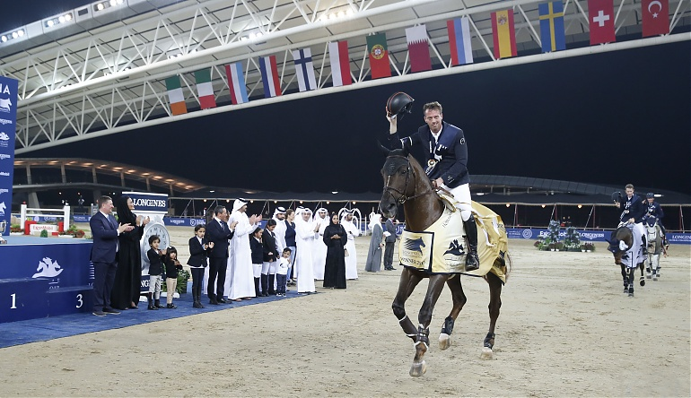 High Stakes For World's Best in Doha At LGCT And GCL Finals
