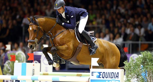 Julien Epaillard on top in Basel