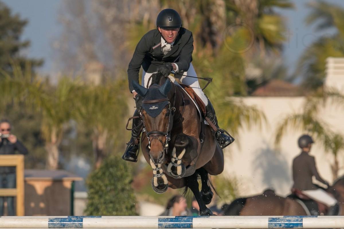 Un nouveau cavalier pour Stephan Conter