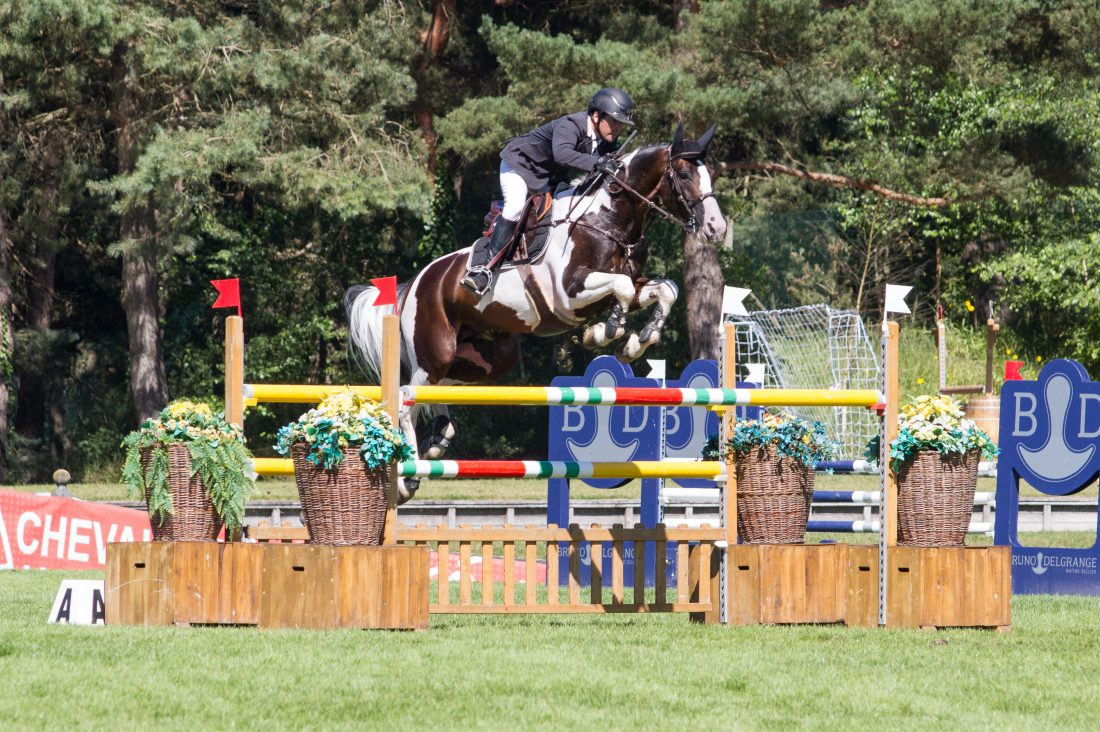 New Grand Prix horse for Marc Dilasser
