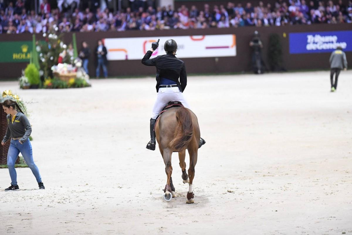 Horse & Rider list for CSI5* Basel