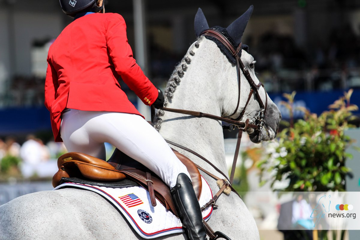 Hunter Holloway Takes Top Two Places in the $130,000 International Omaha Grand Prix