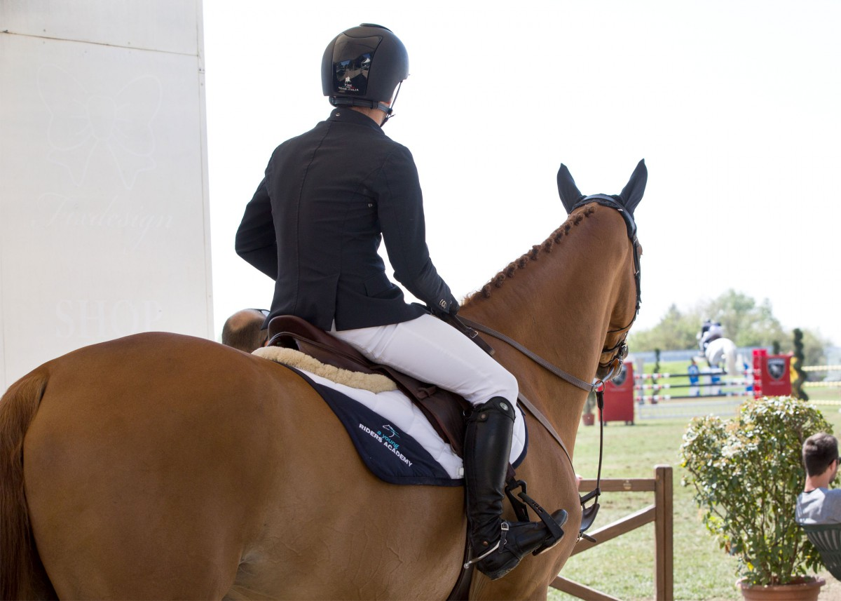 Horses and riders for CSI5* Jumping International Dinard