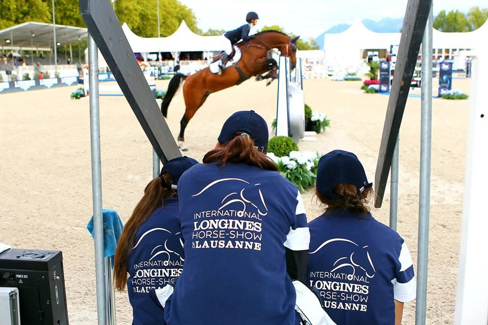 The Longines Horse Show of Lausanne and CSI5* St. Moritz decided to skip one year