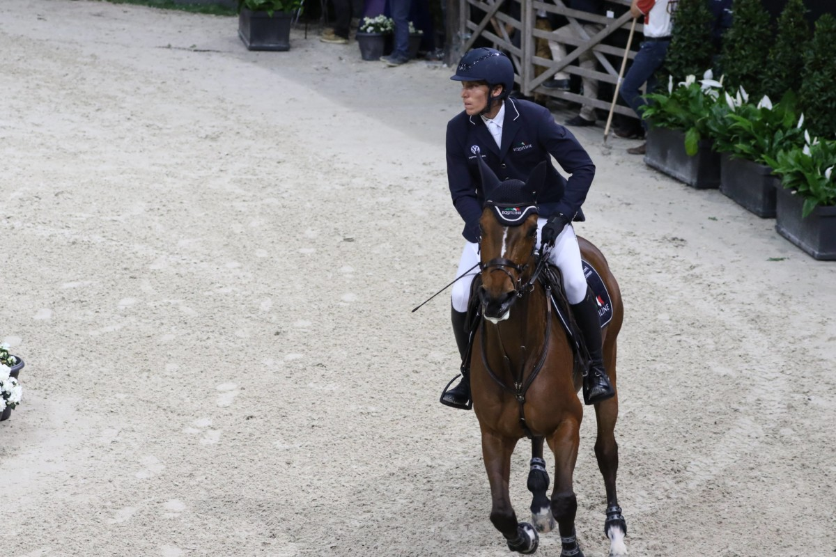 """Von Eckermann: """"My horse had it in her to win today, I just wasn't with her"""""""