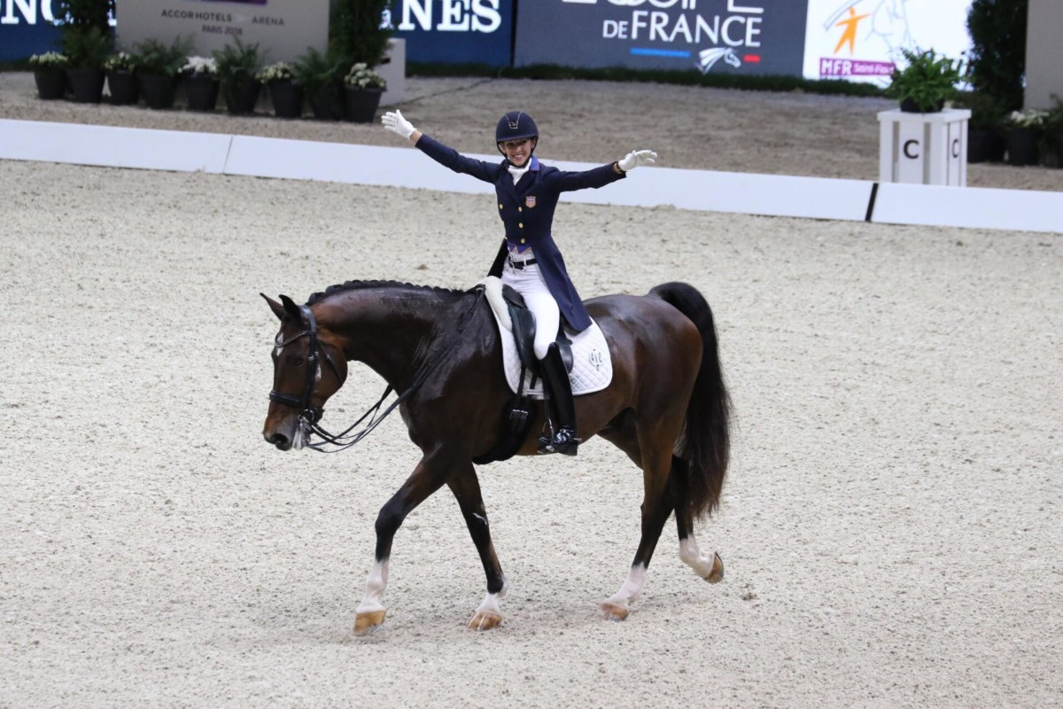 Laura Graves wins the game for the throne in first finale World Cup