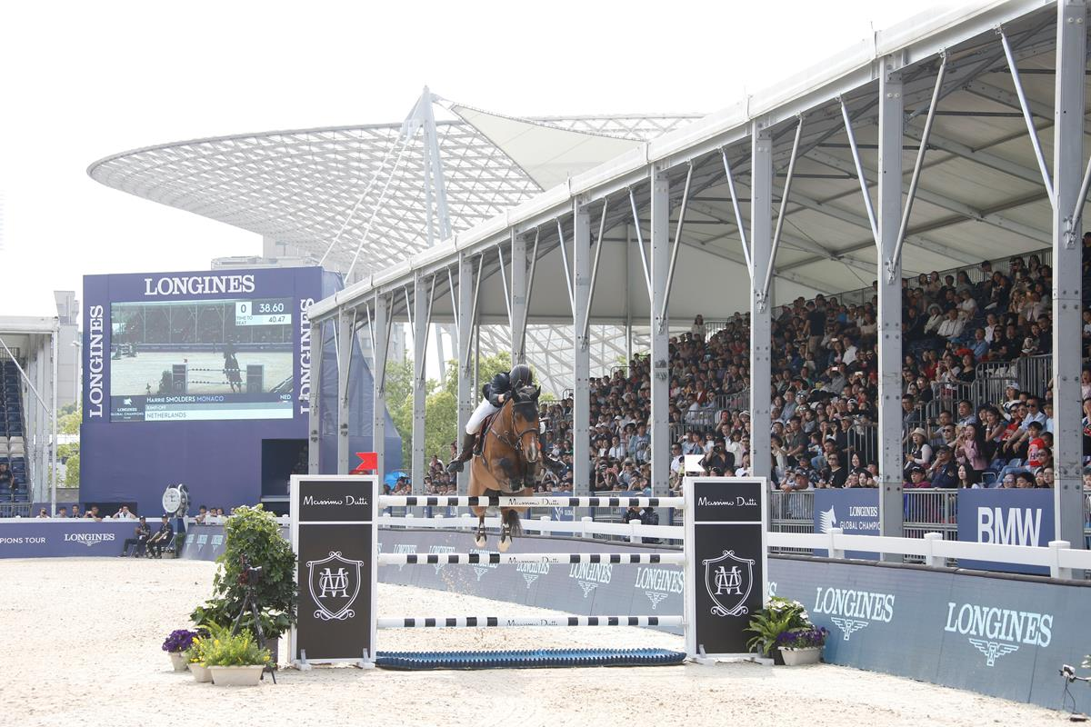 Reigning Champion Smolders makes formidable return winning Massimo Dutti Trophy