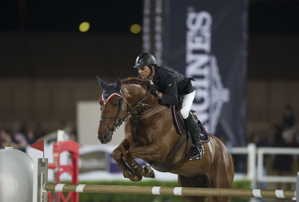 New horse for Kevin Staut