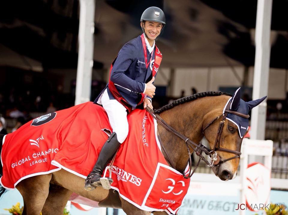 Dayro Arroyave takes new career turn and starts his own stable in Belgium