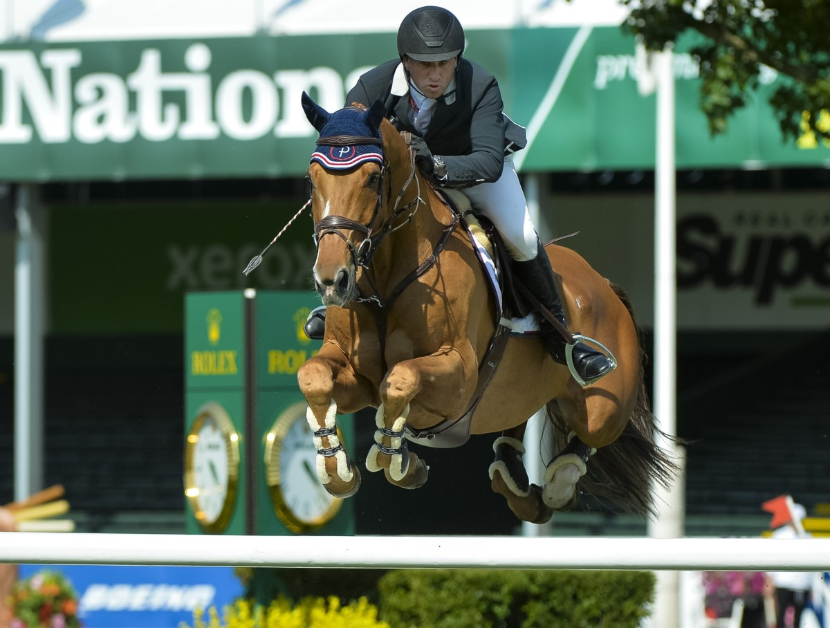Patricio Pasquel Tallies Another Win for Mexico in the $235,000 CSIO5* Longines Grand Prix