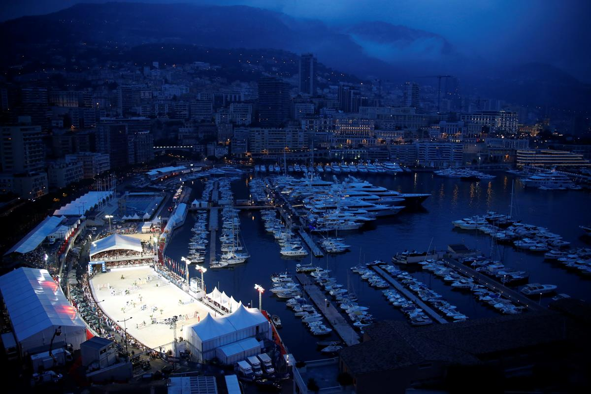 Top Three at LGCT Monaco As Championship Battle Intensifies
