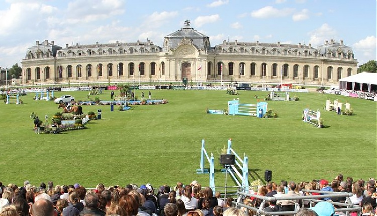 CSI3* Chantilly will not take place this year