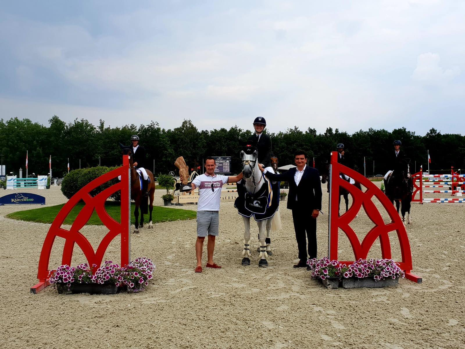 Lillie Keenan flies to victory in Grand Prix at Sentower Park