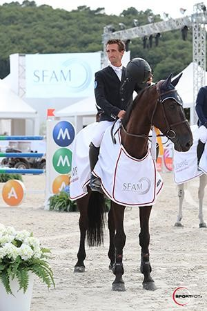 French on top in CSI2* 1m45 LR class Valence