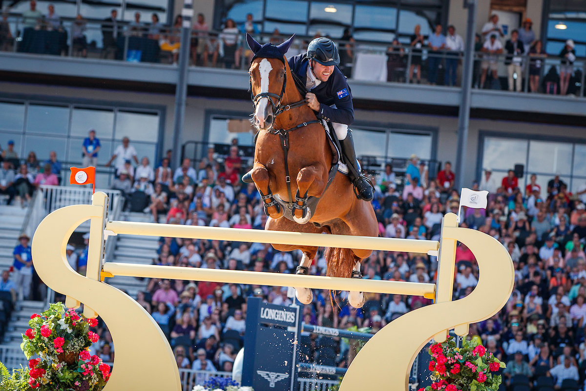 New top horse for Jennifer Gates