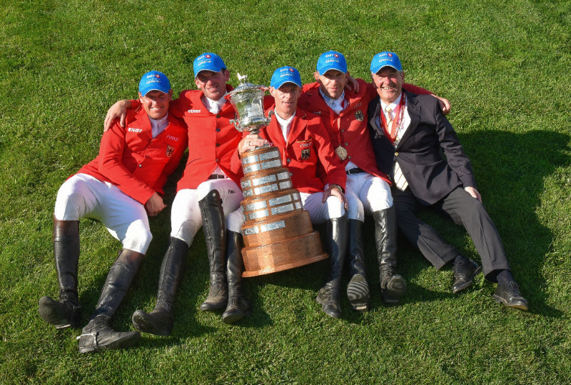 Germany takes 10th Nations Cup victory at Spruce Meadows
