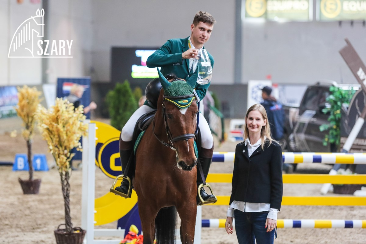 Polish riders on top in CSI3* Gold Round of Jakubowice