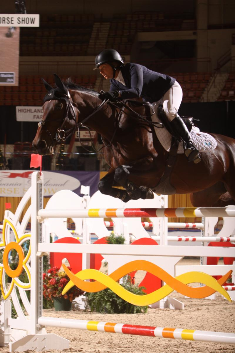 Beezie Madden Scores Second Speed Contest With Win in $35,000 Keystone Classic At Pennsylvania National Horse Show