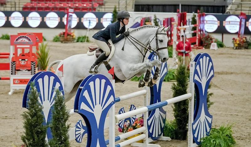 Mikayla Brabant – J.C. Anderson Legacy Medal National Finals Winner