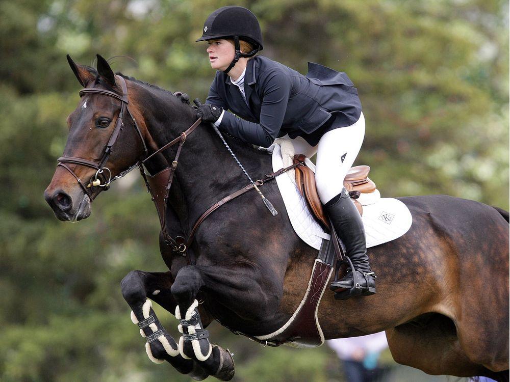 Jennifer Gates buys new stable in Belgium