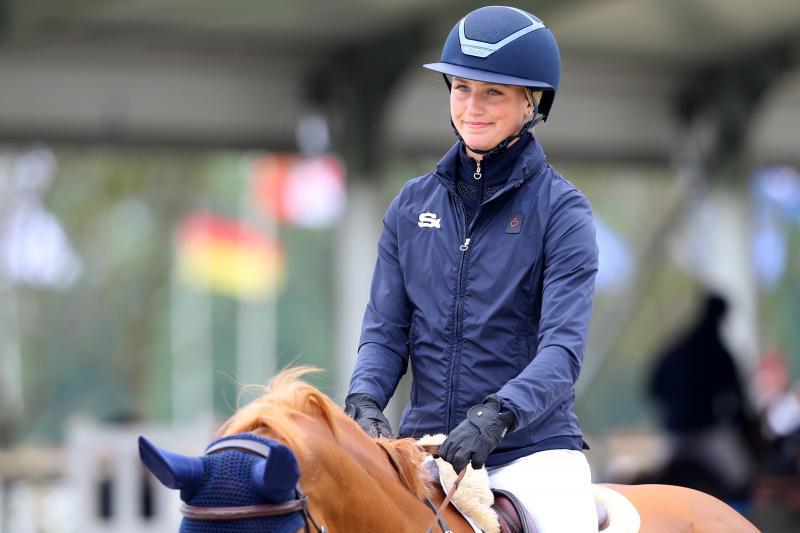 Jonna Ekberg's Destiny van Schore sold to Chili