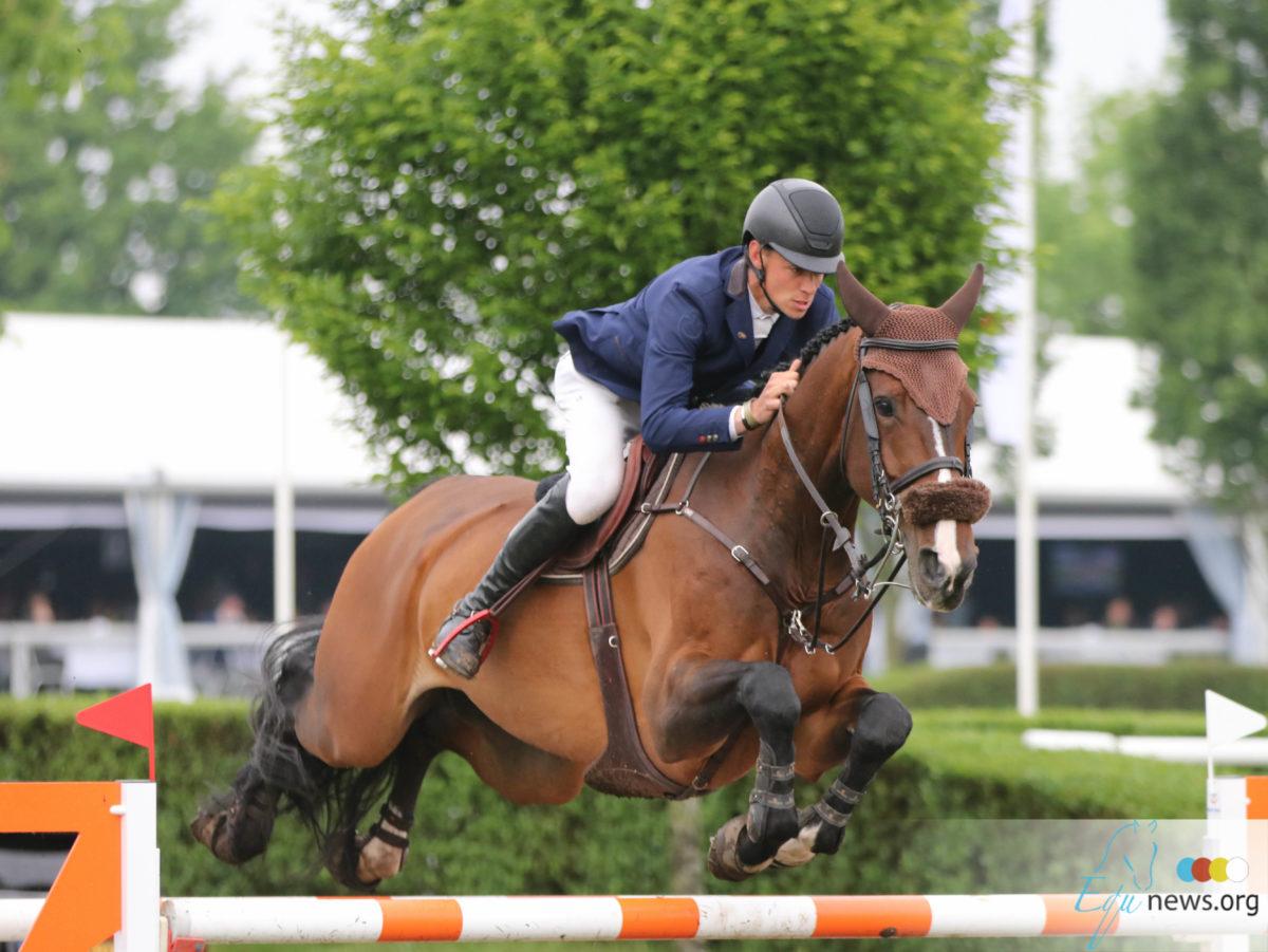 Kevin Jochems en High Hopes SFN niet van start op KWPN Kampioenschappen