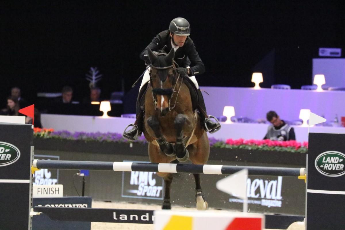 Marc Dilasser wins CSI3* 1m50 in Knokke Hippique