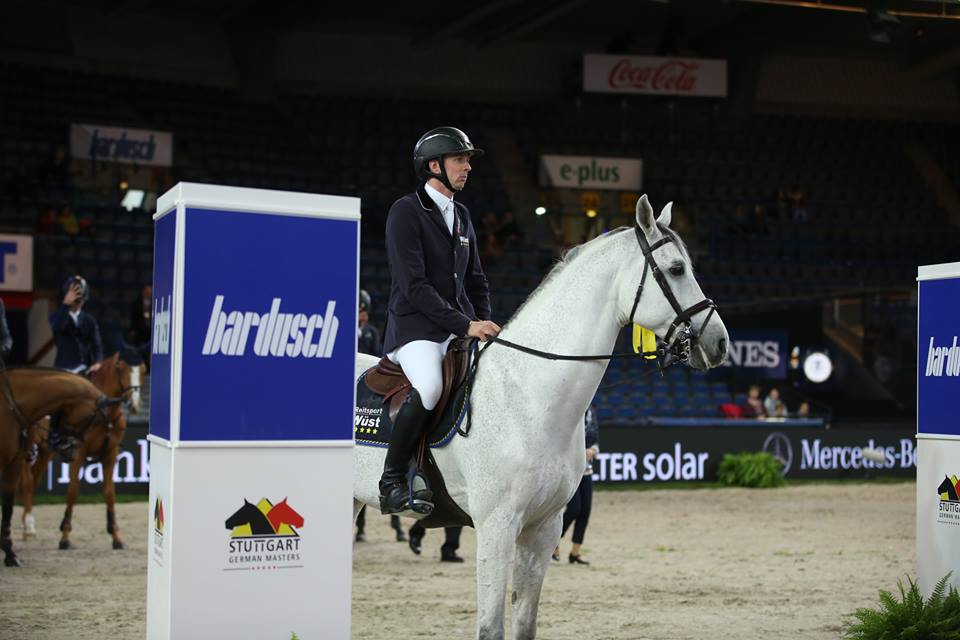 Felix Hassmann and Pius Schwizer win opening classes of Stuttgart
