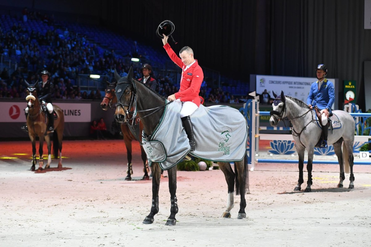Home victory for Pius Schwizer in Coupe de Genève