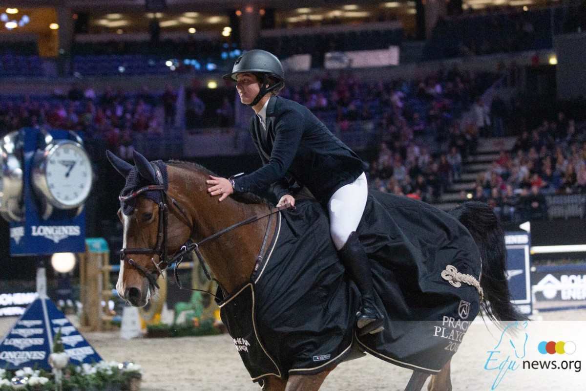 Lady riders rule the show in Liverpool