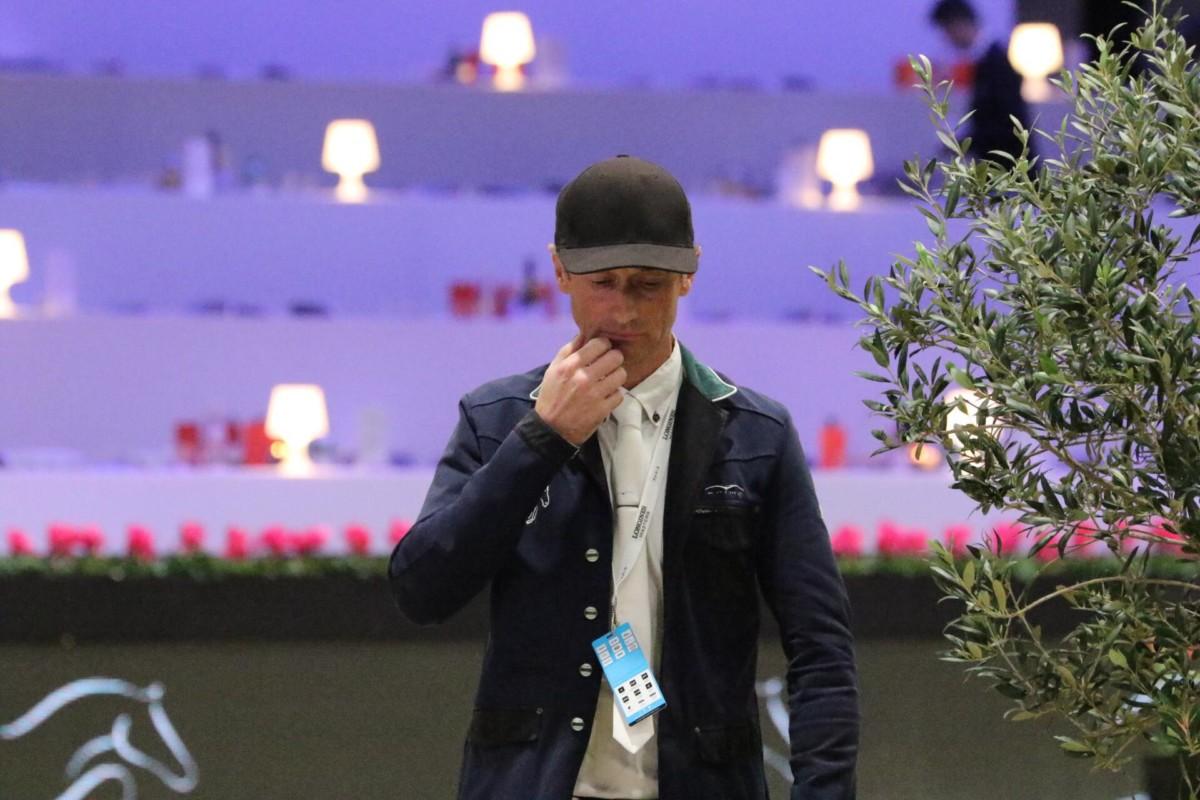 Denis Lynch reigns the Hong Kong Grand Prix