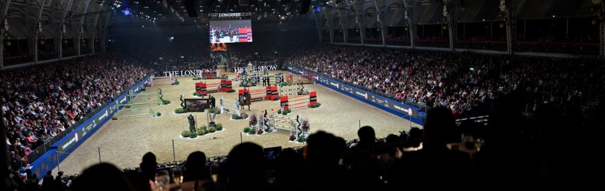 London Olympia Horse show cancelled