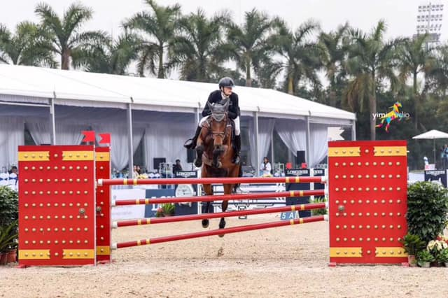 Olivier Guillon takes Grand Prix qualifier in Guangzhou