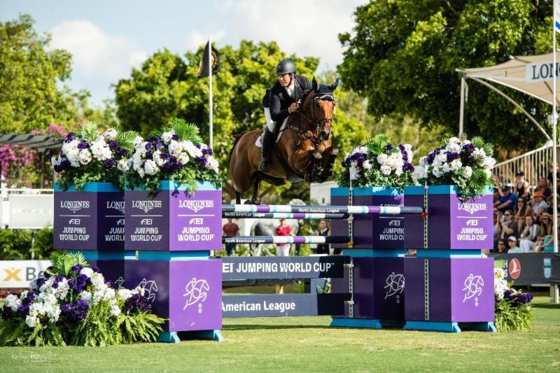 Alex Granato conquers the Palm Beach Worldcup