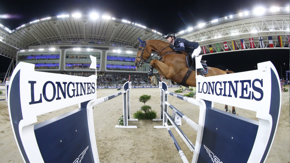 All Eyes On Doha for 2019 LGCT & GCL Season Kick Off