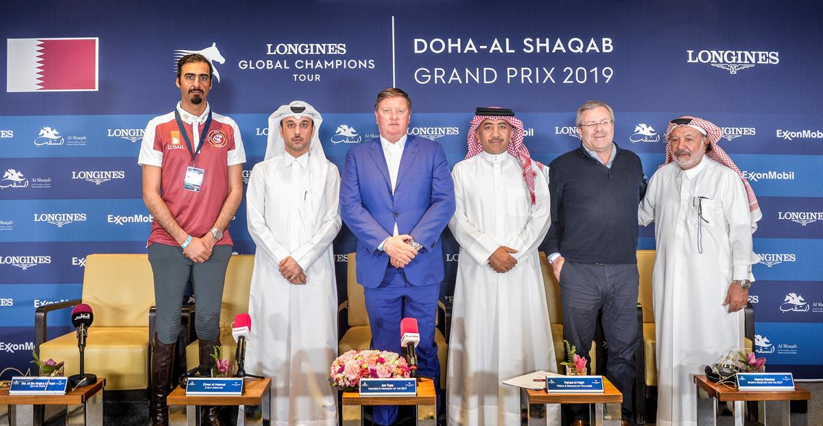 2019 LGCT and GCL Season Officially Declared Open at Qatar's AL SHAQAB