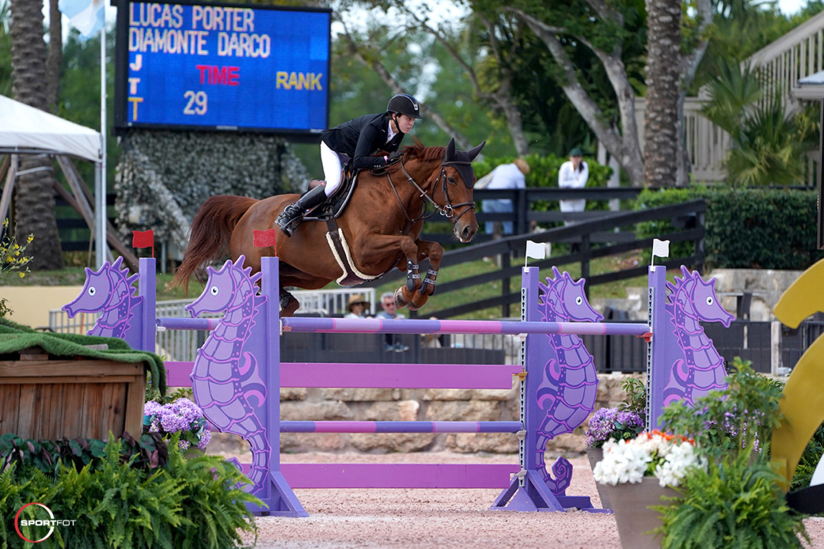 Alexander Butler and Lucas Porter jump to gold in CSI2* 1,45m and CSI4* 1,50m of Samorin