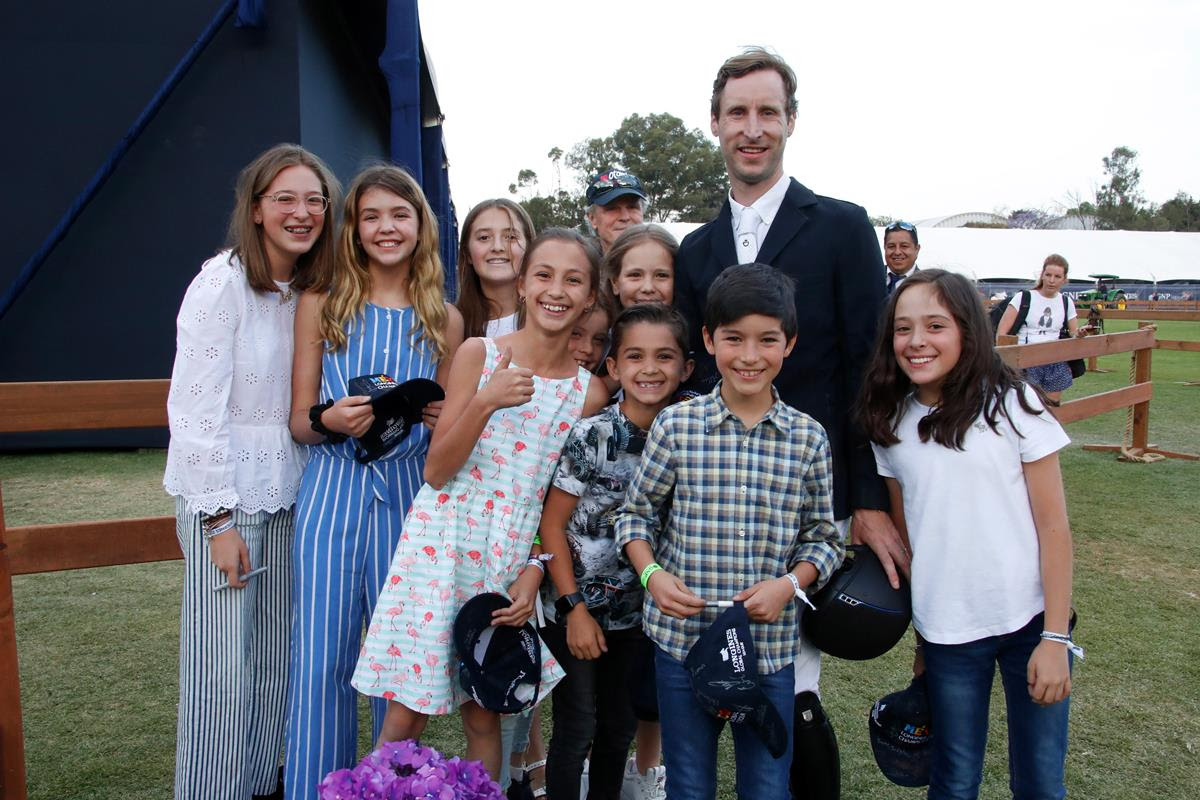 Devos Delights with breathtaking Banorte Trophy win at LGCT Mexico Cit