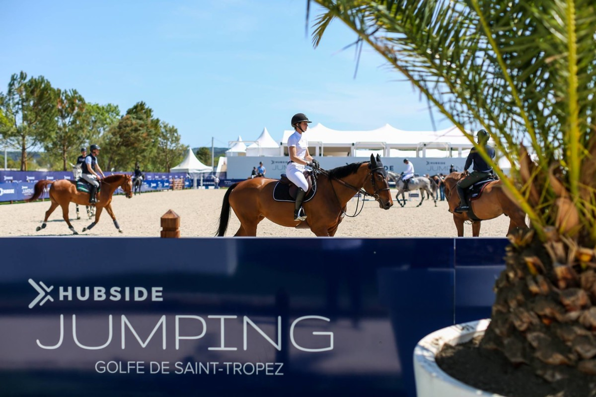 Internationale springruiters tekenen voor (geheime) parcourstrainingen in St Tropez
