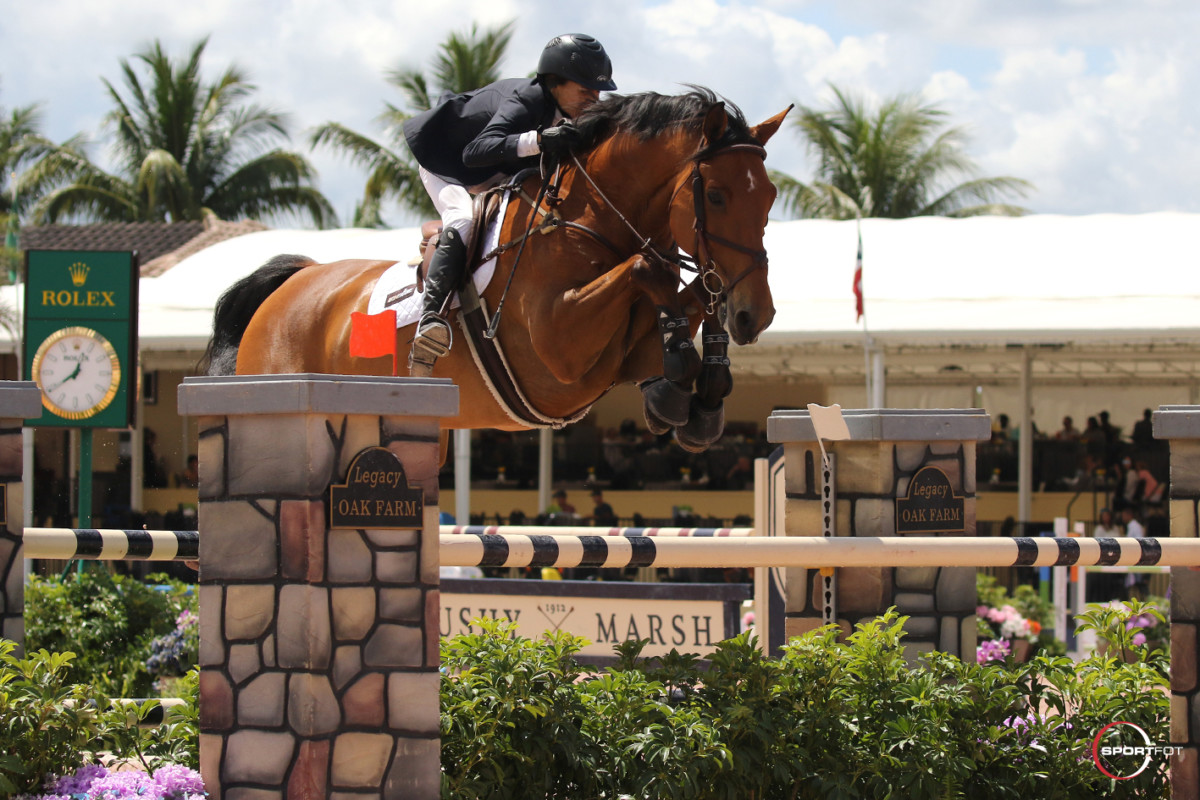 Laura Chapot and Chandon Blue Conclude WEF 2019 With Fourth Major Win Within Five Weeks