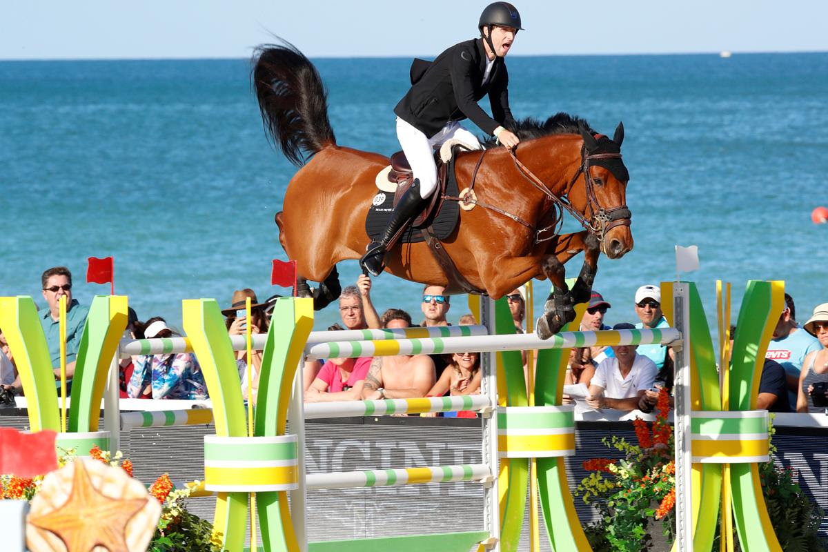 Devos dominates in Breathtaking LGCT Grand Prix of Miami Beach