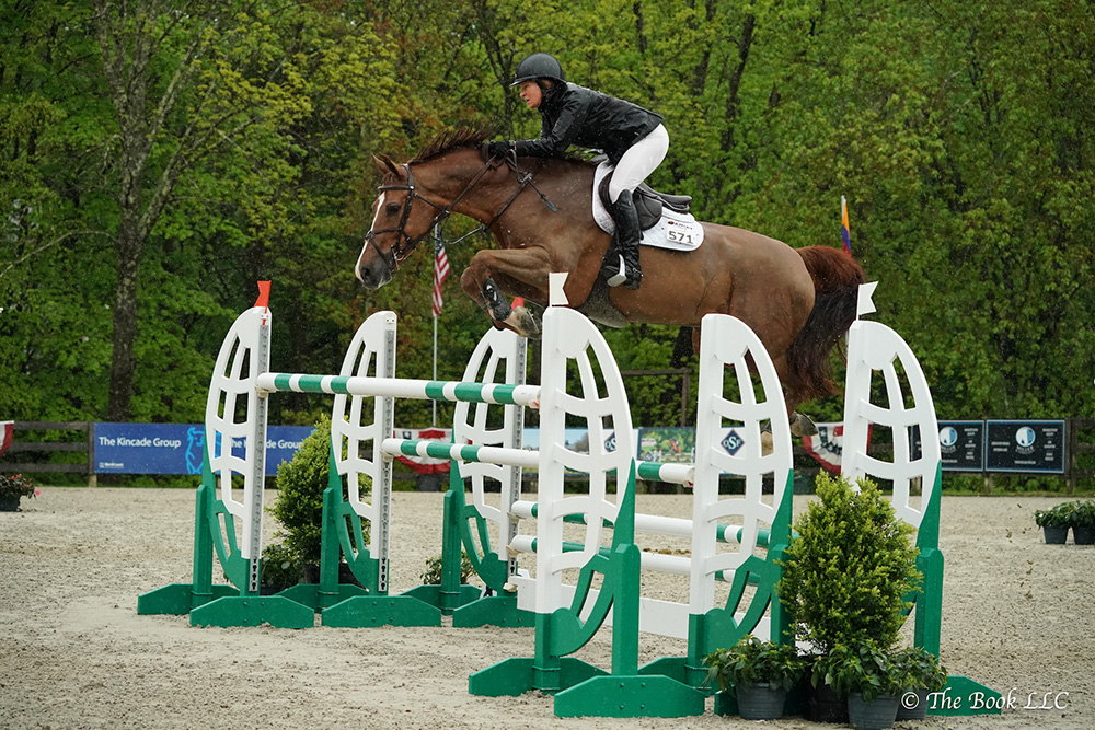 Beezie Madden guides former World Champion Garant to first Grand Prix victory