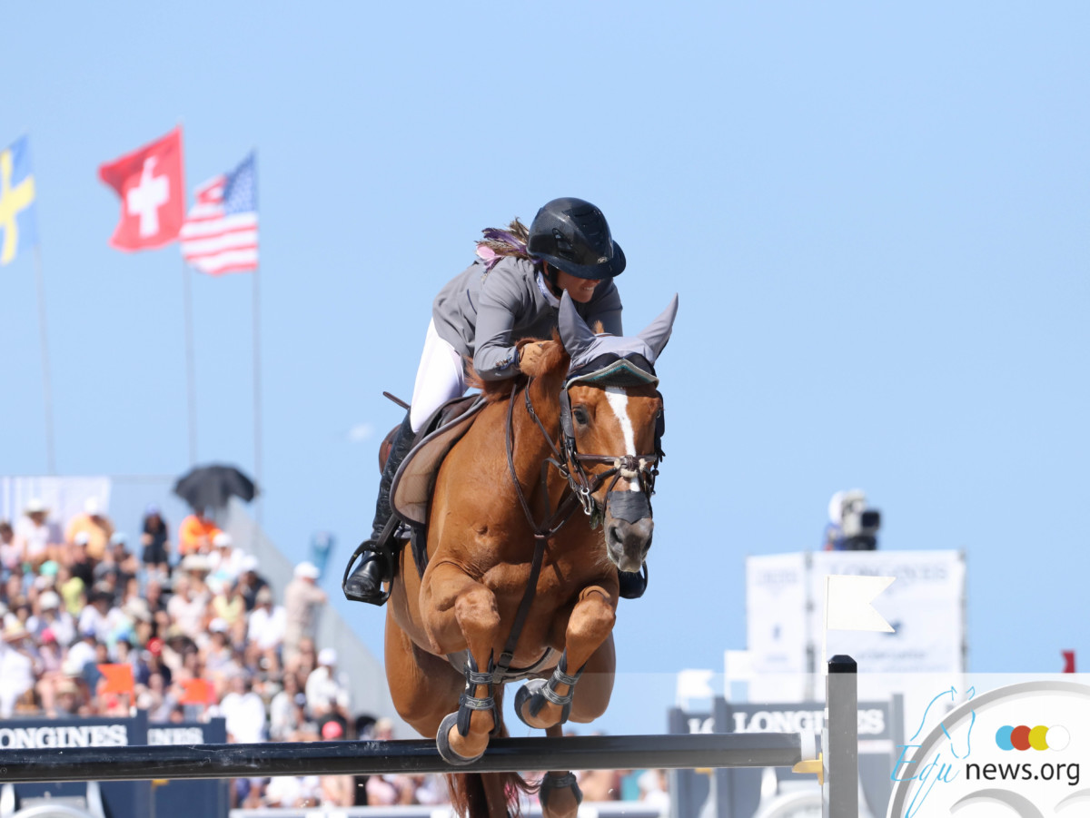 Danielle Goldstein flies to victory in LGCT Grand Prix of Shanghai