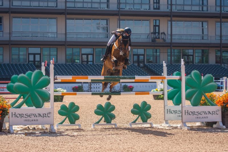 Kristen Vanderveen and Bull Run's Prince of Peace Sweep the Welcome Stake CSI 3*