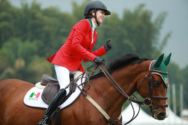 Fairytale performance from Lorenza O'Farrill as Mexico claims second Nations Cup victory