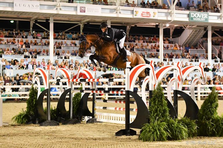 "Hat trick for ""King of Devon"" McLain Ward in $250,000 Sapphire Grand Prix of Devon CSI4* with HH Azur"