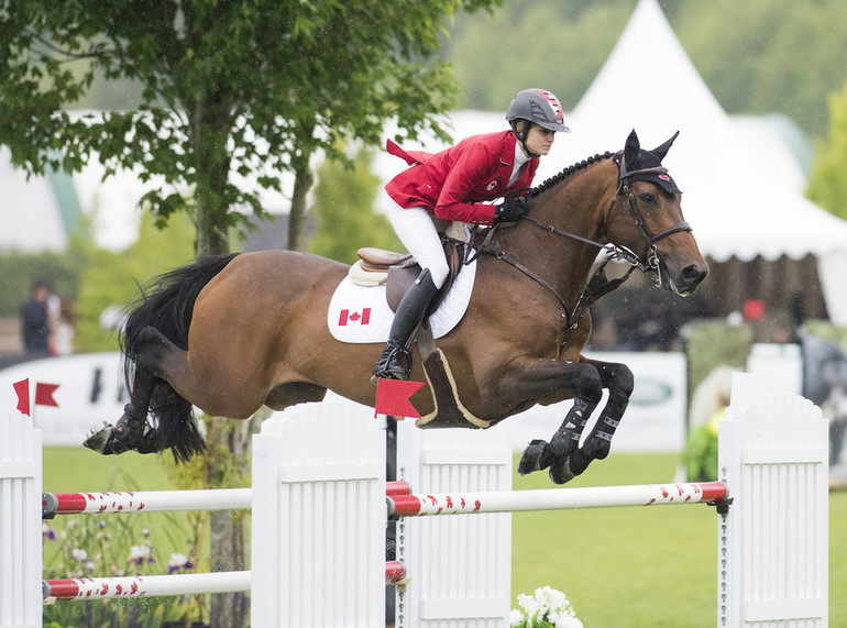 All-star cast of international riders set to contest CSIO5* Odlum Brown BC Open at Thunderbird Show Park